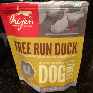 Orijin Free Run Duck Treats